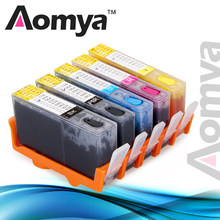 5 STKS Aomya 178 Inkt Cartridge Compatibel Voor HP 178 B010b B109c B110a B209b B210b C309h C310b Alle-in-One Printer-C309c(China)
