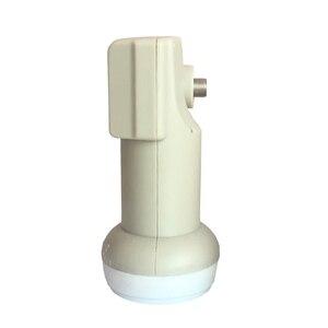Image 4 - Dvb s2 נמוך רעש 0.1 dB עמיד למים הטוב ביותר אות האוניברסלי KU LNB לווין אנטנת צלחת sks HD דיגיטלי HDTV box