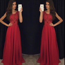 Newly Summer Pageant Prom Dress Lace Burgundy Chiffon Formal Evening Gowns Off-Shoulder Appliqued Runway Women Party Gowns 2017
