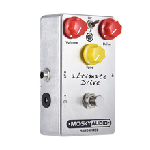 Hand-Made Obsessive Compulsive Drive (OCD)  | Overdrive/Distortion  Guitar Effect Pedal high-quality electronic devices
