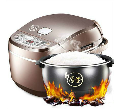 Free shipping Parts intelligent 4L multifunctional Fully automatic household electric cooker Rice cookers household automatic electric pressure cookers porridge electric 4l rice cooker pressure rice cooker jyy 40yj9 1pc
