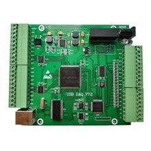USB Data Acquisition -12 Bits AD800K, IO, PWM