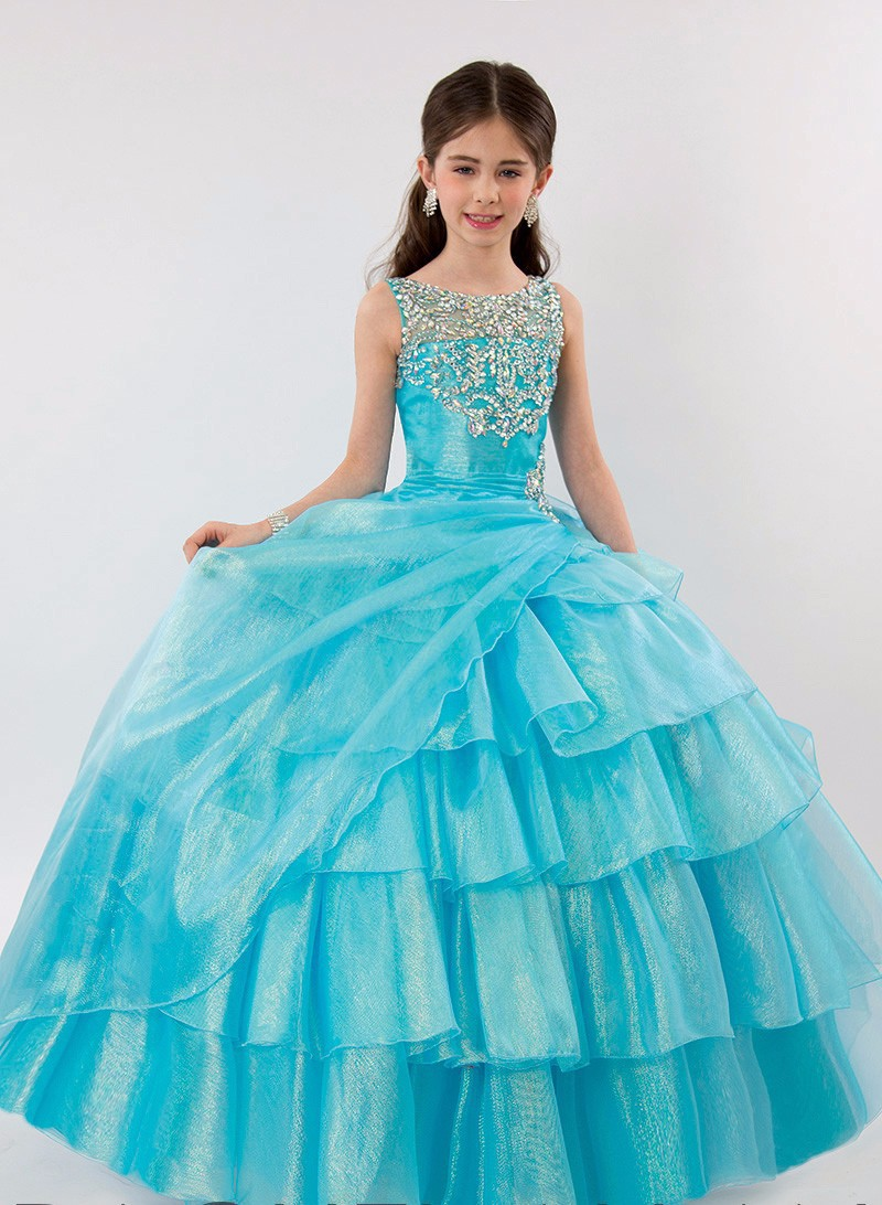 Online Get Cheap Beauty Pageant Dresses for Juniors -Aliexpress ...