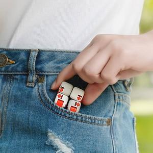 Image 4 - Mới Xiaomi Mitu Cube Spinner Ngón Tay Gạch Trí Thông Minh Đồ Chơi Thông Minh Ngón Tay Đồ Chơi Di Động Cho Xiaomi nhà thông minh Tặng cho Bé