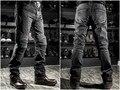 2016 High quality Komine motorcycle jeans drop resistance slim denim jeans automobile race pants motorcycle pants plus size XXXL