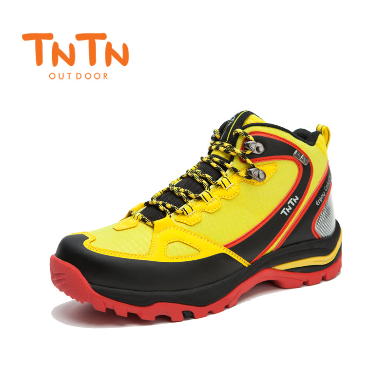 Hiking Shoes Waterproof Trekking Womens Climbing Trail Athletic Sports Mountain 100% High Quality Walking Climbing