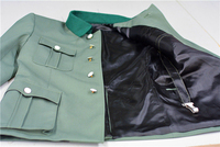 German.1936 Uniform,officer ,Jacket,Trousers.Twill wool.Give away the rank.