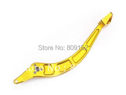 CNC foot brake level for dirt bike, dirt bike spare parts, brake system