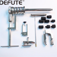 Common Rail Diesel Injector Nozzle Remover Tool Set, CR Injector Parts Remover Tools Set