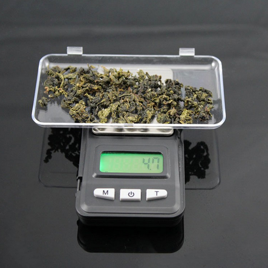1pc 200g 0.01g Pocket Digital Scale Mini Digital Scale Tool Jewelry Gold Balance Weight Gram Green Back-light LCD Display