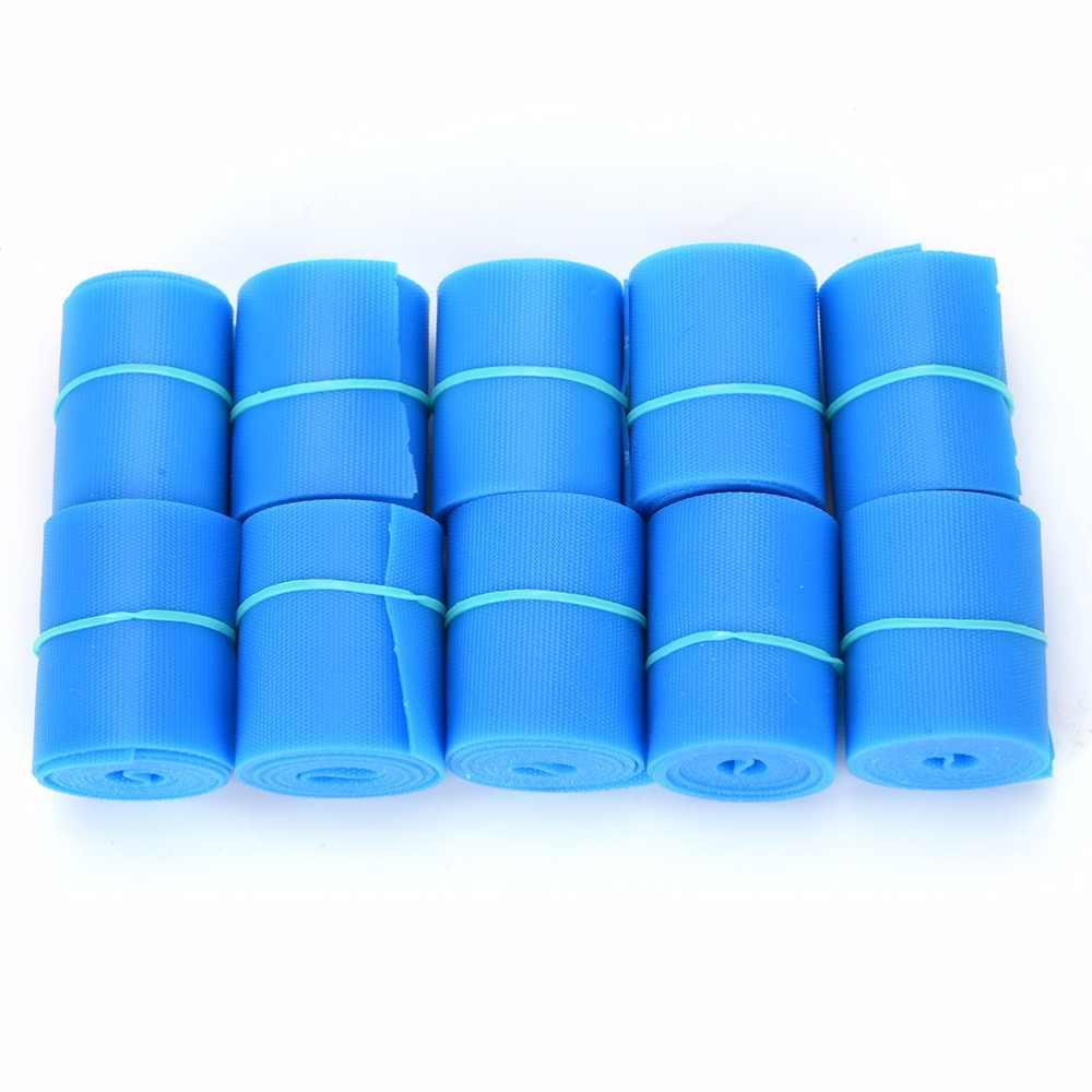 1 шт. синие практичные предметы первой помощи латексные медицинские жгут для выхода на природу первой необходимости стоп кровотечение ремень