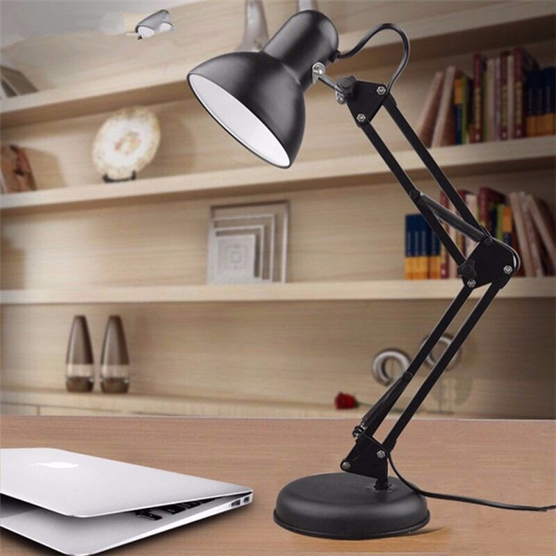 E27 LED Student study dormitory work office (1)