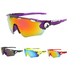 UV400 Unisex Cycling Glasses Mountain Bike Sport Sunglasses Windproof Bicycle Eyewear Fishing Motocycle Glasses gafas Ciclismo