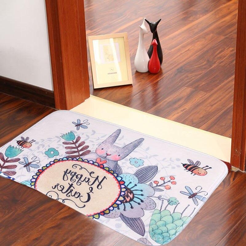Aliexpress.com : Buy Easter Bunny Rabbit Doormat Kitchen