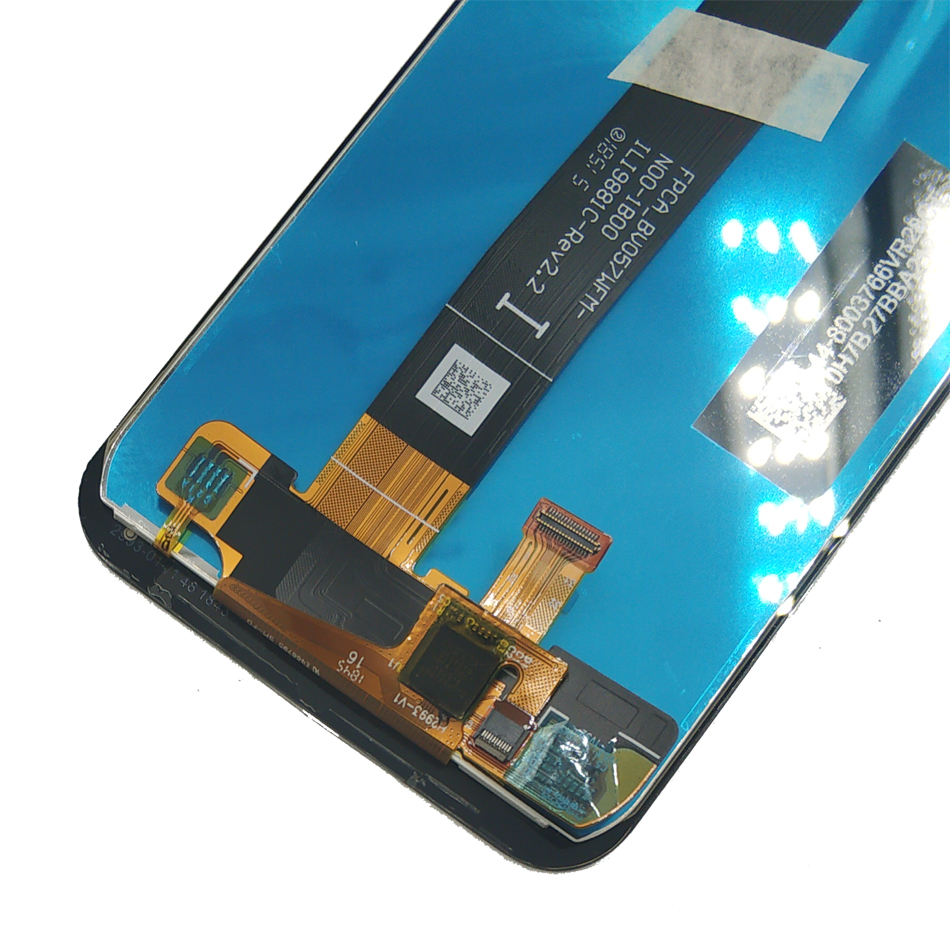 Image 4 - for Huawei Y5 2019 LCD Display Screen Touch Digitizer with Frame LCD Display Repair Parts  AMN LX9 AMN LX1 AMN LX2 AMN LX3-in Mobile Phone LCD Screens from Cellphones & Telecommunications