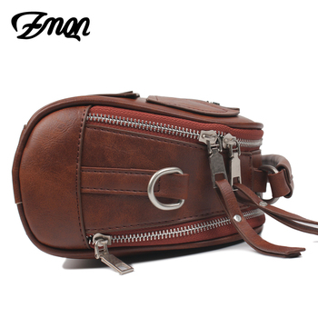 ZMQN Small PU Leather Handbags 2