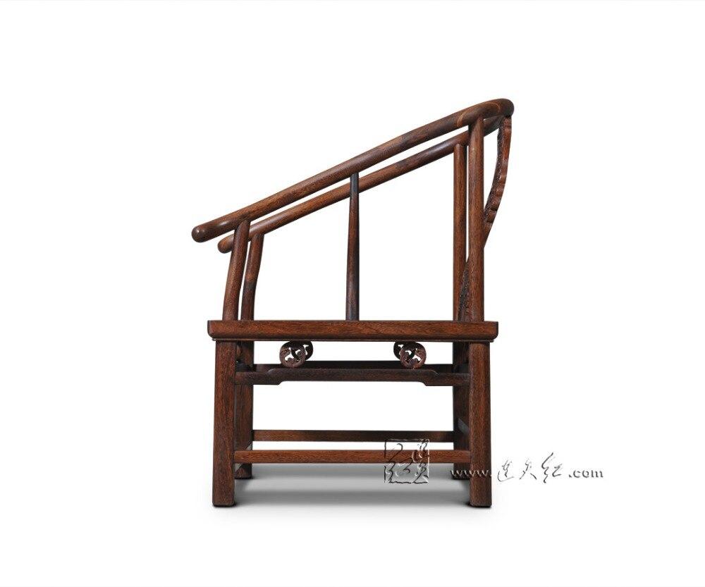 Salon Meubles De Palissandre Chinois Royal En Bois Massif Fauteuil  # Meubles En Palissandre