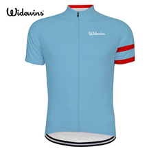 NEW widewins men cycling jersey team Maillot clothes motorcycle bike Short sleeves shirt 6534