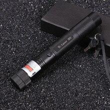 Groene Laser Pointer High Power 532nm 303 Groene Lazer Pointer Pen Verstelbare Brandende Lucifer Met Oplaadbare 18650 Batterij