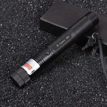 Verde Puntatore Laser Ad Alta Potenza 532nm 303 Verde Lazer Pointer Pen Regolabile Burning Match Con Batteria Ricaricabile 18650