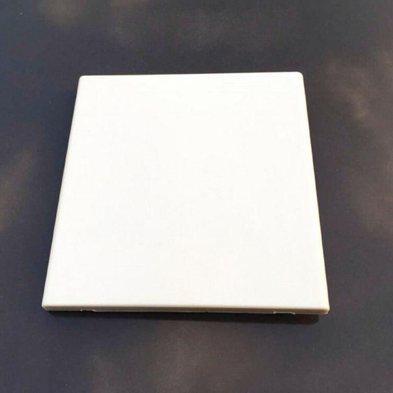 30 Uds 120 tipo cubierta cuadrada Panel interruptor de pared enchufe blanco Placa de cubierta del Panel blanco 120*117mm Plegable 20W USB Panel Solar portátil plegable impermeable cargador de Panel Solar cargador de batería móvil