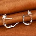 Mymiss 925 silver  earring elegant fashion earring earrings the bride wedding earrings