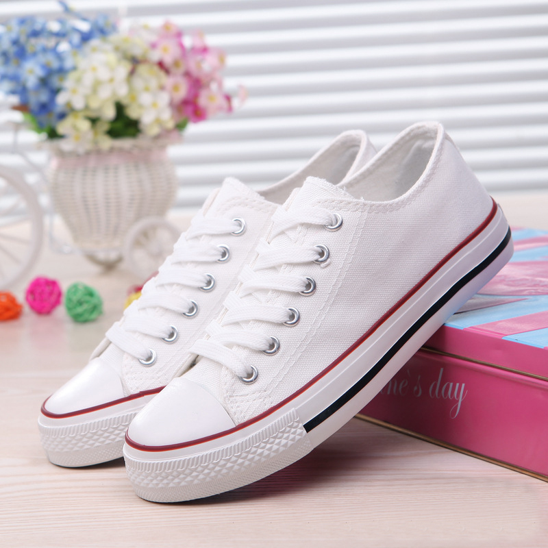 Women Casual Shoes Women Fashion Spring Summer Canvas Sneakers Women Platform Vulcanize Shoes Zapatillas Mujer