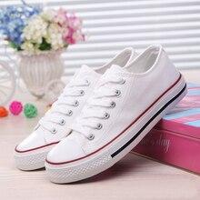 Women Casual Shoes Women Fashion Spring Summer Canvas Sneake