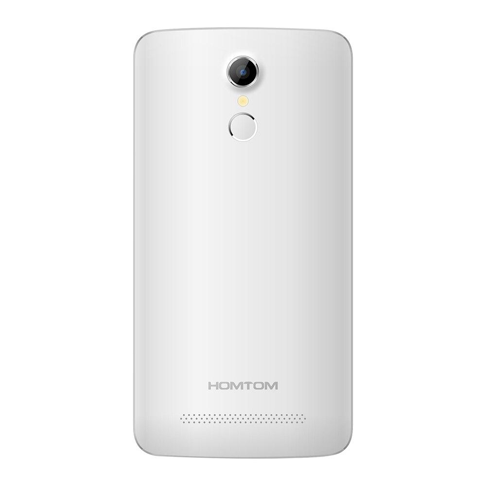 Homtom mt6737 ht17 pro 4g smartphone de 5.5 pulgadas hd de pantalla quad Core Te
