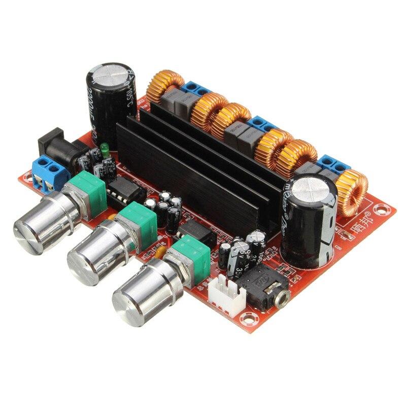 TPA3116D2 Kvaliteta zvuka Ploča pojačala 50W * 2 + 100W 2.1 kanalna - Kućni audio i video - Foto 4