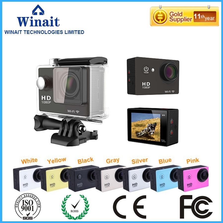 ФОТО EKEN H9 Ultra HD 4K Action Camera with 2.0'' TFT display wifi sports camera free shipping