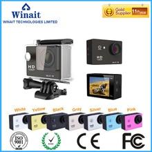 ЭКЕН H9 Ultra HD 4 К Действие Камера с 2.0 »TFT дисплей wi-fi камера спорта бесплатная доставка