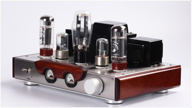 Finished Hi-End HIFI EL34 single-ended tube amplifier 6N9P+EL34+5Z3P Class A vacuum tube Power Amp 8Wx 2 New