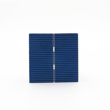 0.43 วัตต์ 52X52 มม.DIY แผงพลังงานแสงอาทิตย์โซล่าเซลล์ Polycrystalline แผงเซลล์แสงอาทิตย์โมดูล DIY SOLAR Battery Charger Painel พลังงานแสงอาทิตย์