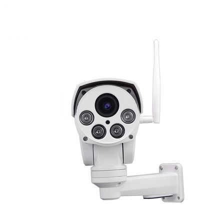 H.265 5MP ضوء النجوم 10X التكبير الأمن اللاسلكي IP كاميرا متحركة POE شبكة واي فاي كاميرا سوني IMX335 الاستشعار الصوت Onvif 3MP IPCam