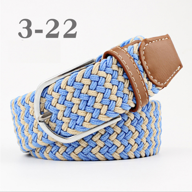Casual Knitted Belt 4