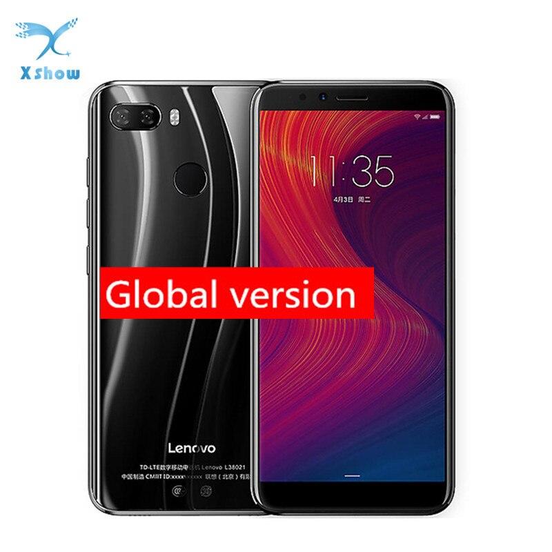 Lenovo K5 Play 3GB RAM 32GB ROM 4G LTE Mobile Phone 5 7 Snapdragon MSM8937 Octa