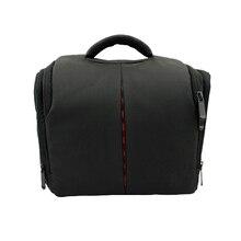 Nylon SLR Camera Shoulder Bag Handbag With A Rain Cover Camera Case