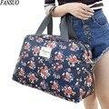 High Quality Waterproof Polyester Women's Travel Bag Hand Luggage Bag Large Capacity Travel Handbags Fashion Shoulder Bag