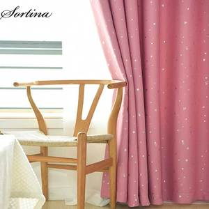 bedroom star curtains blackout