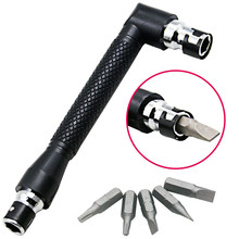 Mini Double Head Socket Wrench 7 Word L Type Screwdriver Post