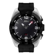Smart watch bluetooth 4.0 dla androida i ios 1.2 cal pełne okrągły ekran smartwatch krokomierz pulsometr