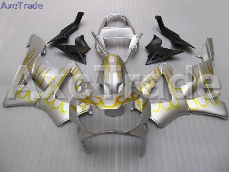 Пластиковый обтекатель комплект, пригодный для Honda ЦБ РФ 929 900 рублей 929RR 00 01 900 2000 2001 CBR900RR Обтекатели комплект выполненный на заказ мотоцикл кузова