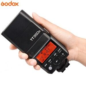 Image 3 - GODOX Flash TT350O Mini Flash Light 2.4G HSS TLL 1/8000SแฟลชSpeedliteสำหรับOlympusกล้องPanasonic Lumix + ของขวัญ