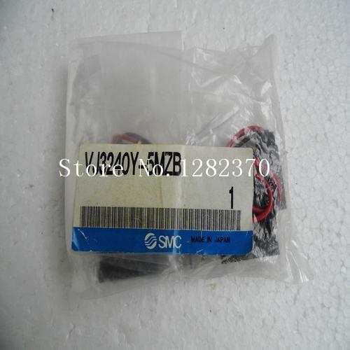 [SA] New Japan genuine original SMC solenoid valve VJ3240Y-5MZB spot --2PCS/LOT [sa] new japan genuine original smc solenoid valve vcl41 5dl 10 06 spot