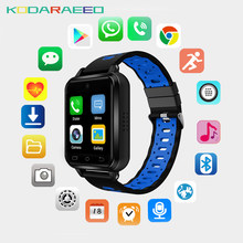 B01 smart watch Android 6.0 Quad Core 1GB/8GB Watch Phone 4G Heart Rate tracker Sim Card Support Change Strap 18mm 720mAh(China)