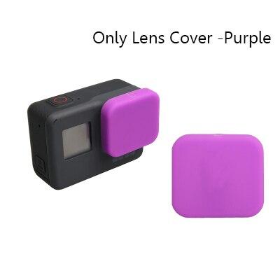 Lens Cover-Purple