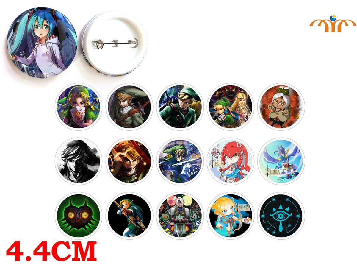 Anime Gravity Falls Dipper Pines Metal Badge Pin Brooth Otaku Gifts Cosplay