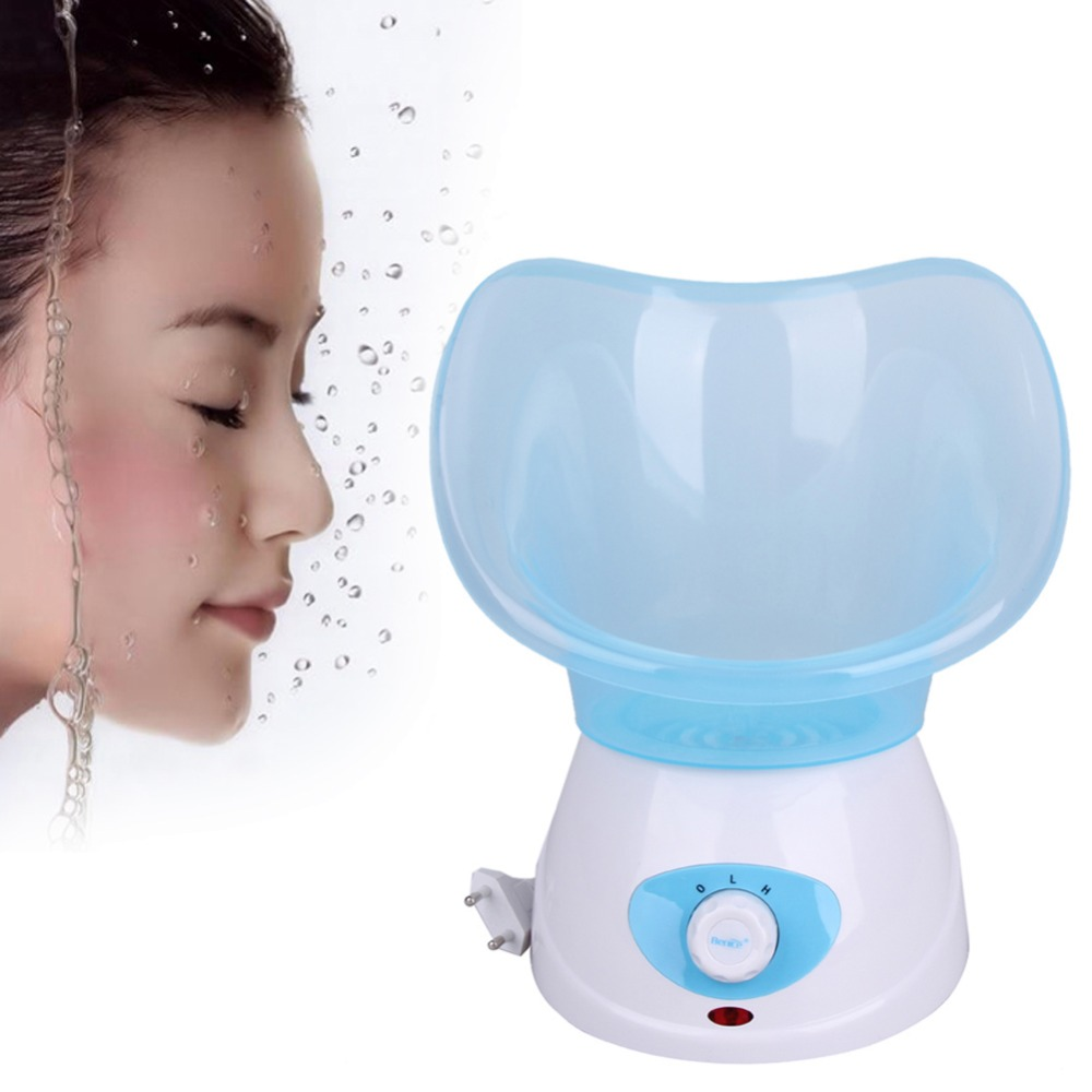 Facial Sauna Steamer Spa Sprayper Face Mist Open Pores Facial Skin Absorb Water Facial Skin Care Deep Cleaner Massage Machine free shipping 100% guarantee salon use beauty facial spa steamer face cleaner facial moisture vaporizor with factory price