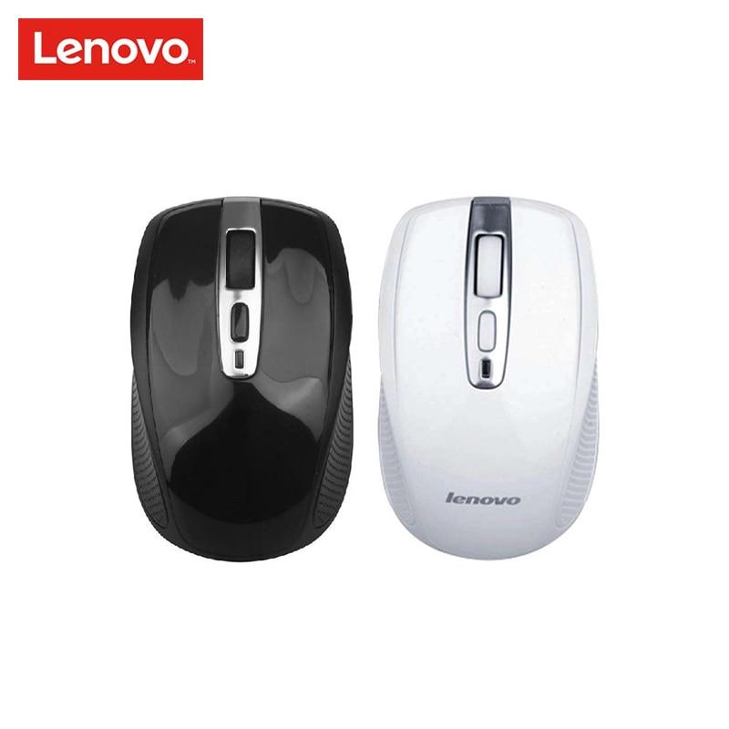 LENOVO N110 Wireless Mouse Roller me dy kalime me 2.4GHz Wireless - Periferikësh të kompjuterit